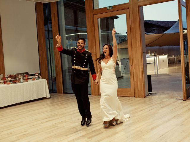 La boda de David y Alba en Mora De Rubielos, Teruel 81
