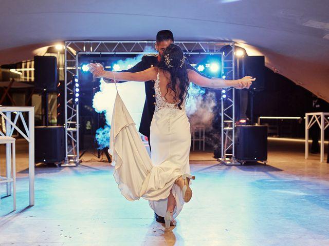 La boda de David y Alba en Mora De Rubielos, Teruel 87