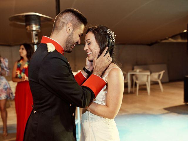 La boda de David y Alba en Mora De Rubielos, Teruel 92