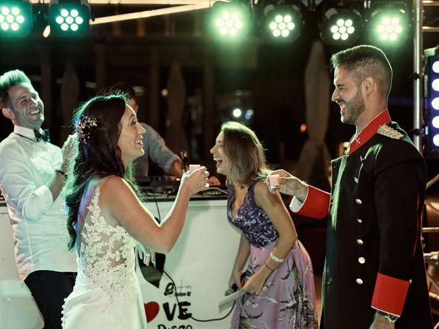 La boda de David y Alba en Mora De Rubielos, Teruel 94