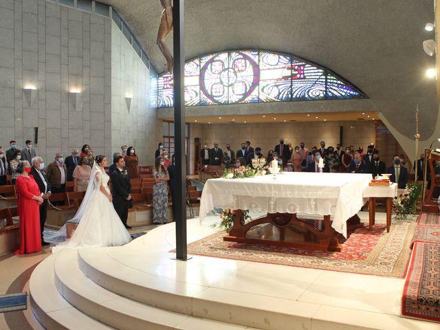 La boda de Rubén y Eva en Madrid, Madrid 1