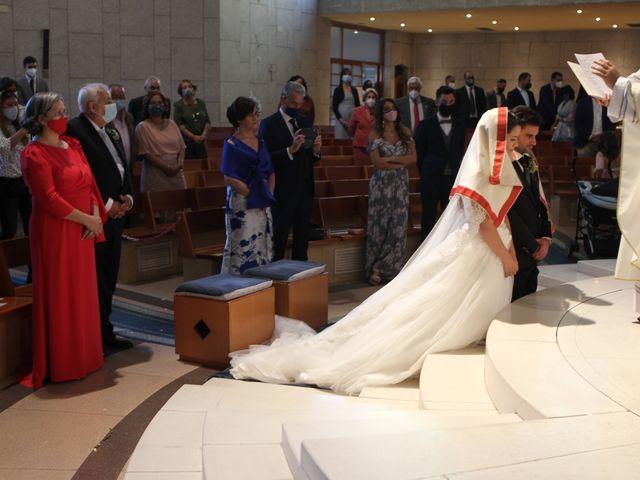 La boda de Rubén y Eva en Madrid, Madrid 10