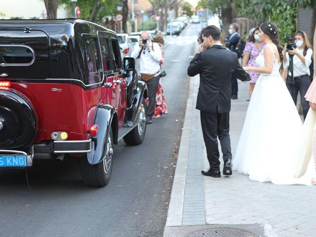 La boda de Rubén y Eva en Madrid, Madrid 11