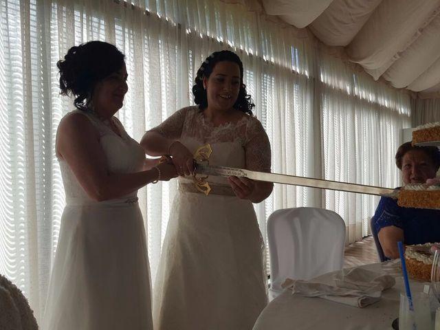 La boda de Cecilia y Leticia en Cangas, Pontevedra 1