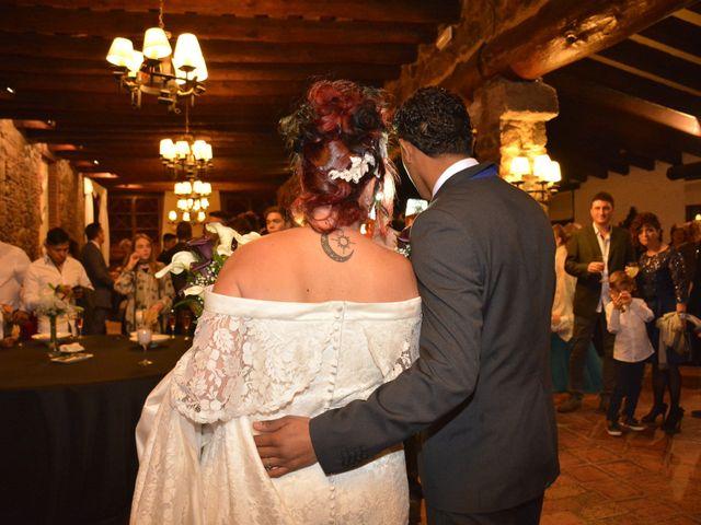 La boda de Miguel y Mar en Sant Cugat Del Valles, Barcelona 1