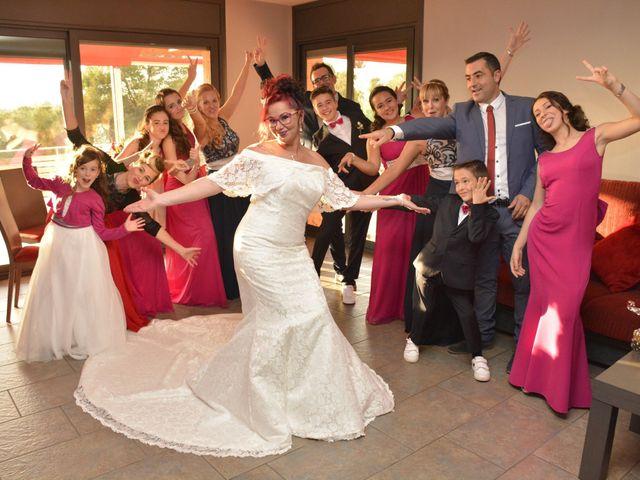 La boda de Miguel y Mar en Sant Cugat Del Valles, Barcelona 7