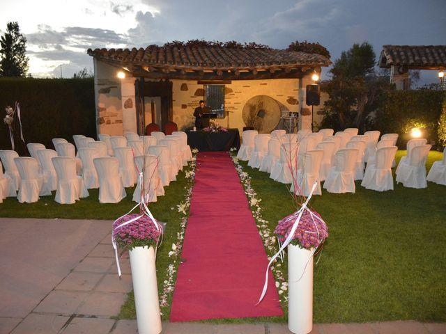 La boda de Miguel y Mar en Sant Cugat Del Valles, Barcelona 13