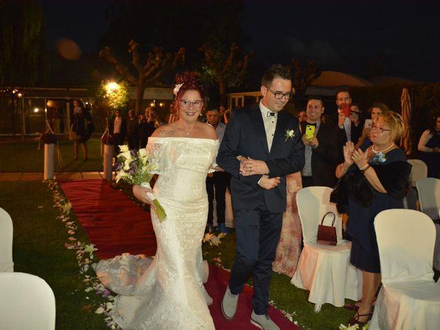 La boda de Miguel y Mar en Sant Cugat Del Valles, Barcelona 16