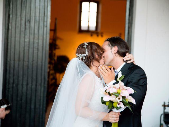 La boda de Maria del Mar y Sergio