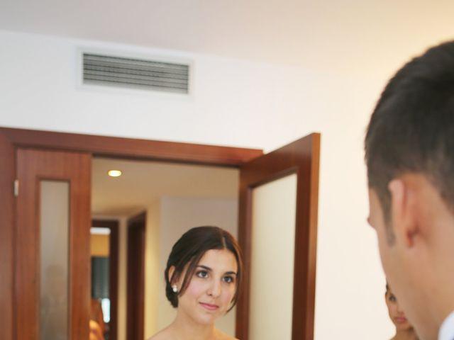 La boda de Eric y Ingrid en Cambrils, Tarragona 1