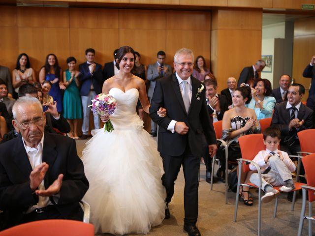 La boda de Eric y Ingrid en Cambrils, Tarragona 5