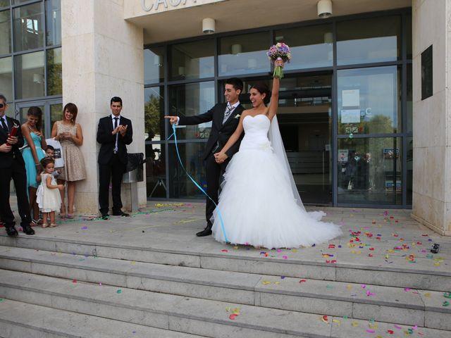 La boda de Eric y Ingrid en Cambrils, Tarragona 7