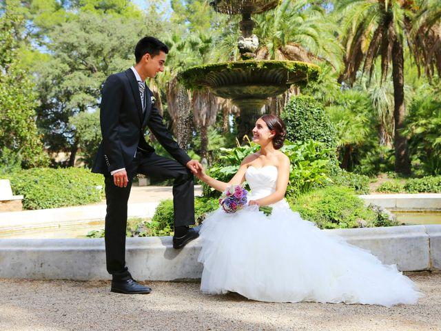 La boda de Eric y Ingrid en Cambrils, Tarragona 2