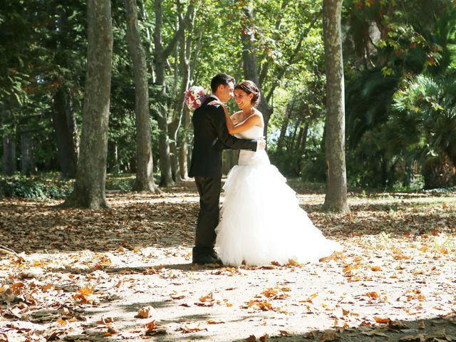 La boda de Eric y Ingrid en Cambrils, Tarragona 9