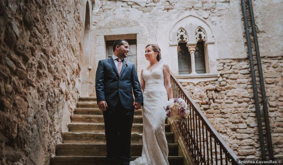 La boda de David y Daiva en Sant Marti De Tous, Barcelona