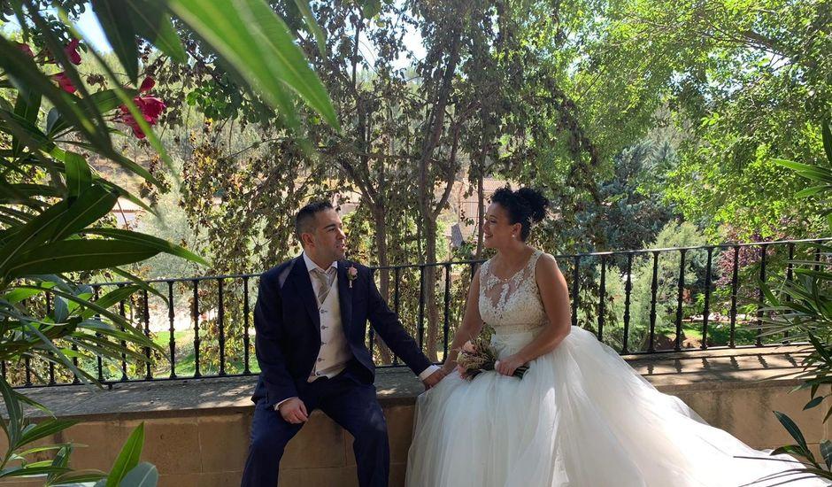 La boda de Israel y Nora en Casalarreina, La Rioja