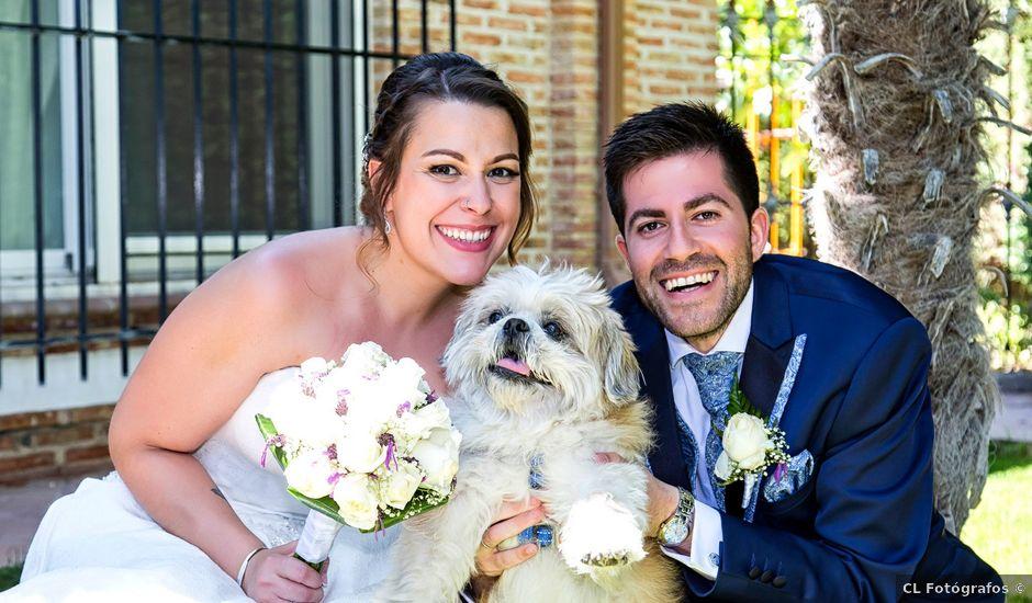 La boda de Raquel y Jose Luis en Cubas De La Sagra, Madrid