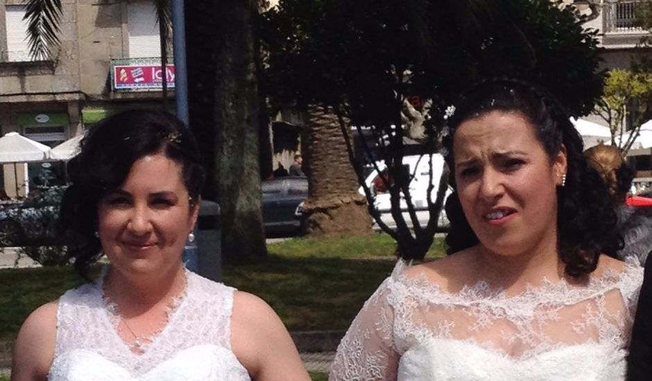 La boda de Cecilia y Leticia en Cangas, Pontevedra