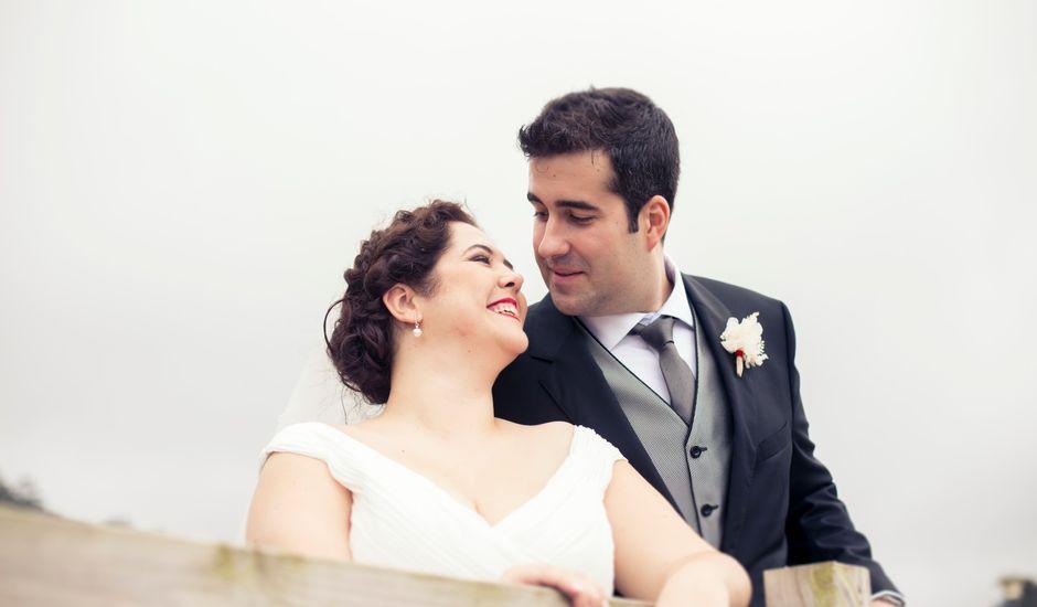 La boda de Dani y Jone en Plentzia, Vizcaya