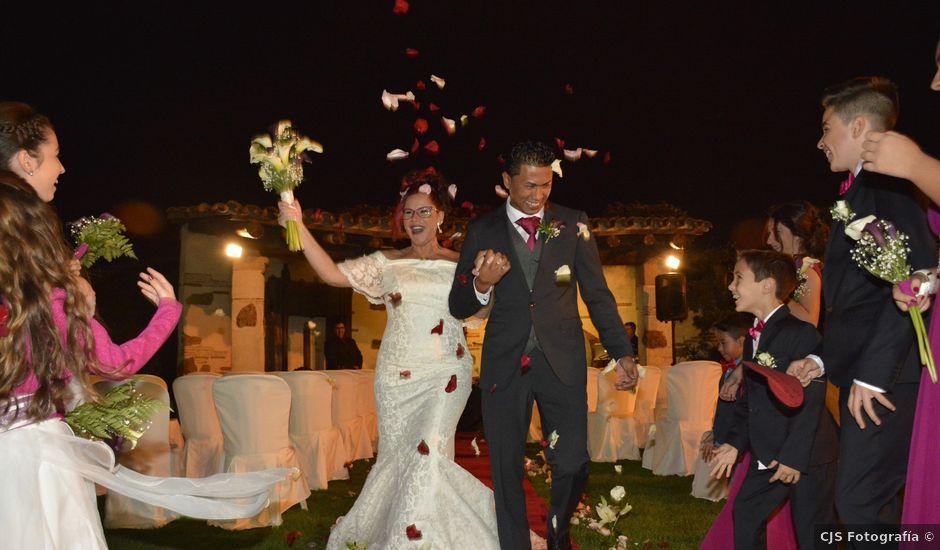 La boda de Miguel y Mar en Sant Cugat Del Valles, Barcelona