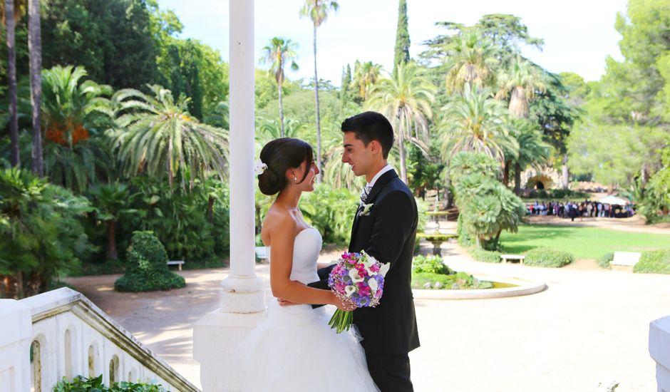 La boda de Eric y Ingrid en Cambrils, Tarragona