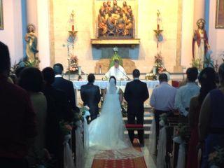 La boda de Enrique y Jessica 1