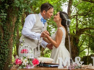 La boda de Marina y ÇJuan