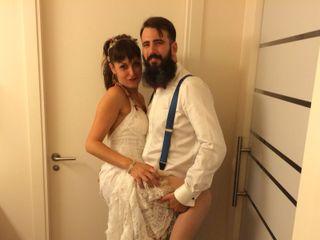 La boda de Sandra y Ibon
