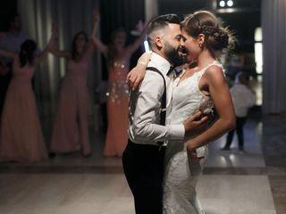 La boda de Meritxell y Jose