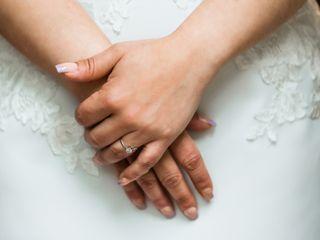 La boda de Almudena y Usepe 1