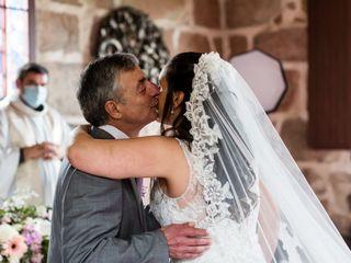 La boda de Almudena y Usepe 2