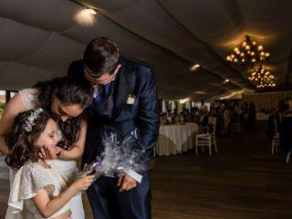 La boda de Almudena y Usepe