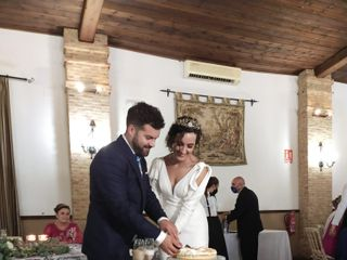 La boda de Mayte y Luismi