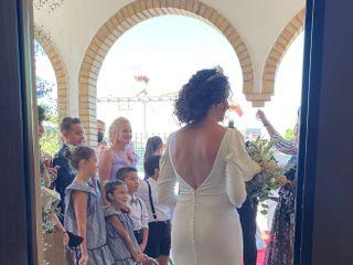 La boda de Mayte y Luismi  2