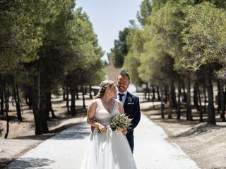 La boda de Juan Francisco y Jennifer