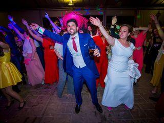 La boda de Marta y Frank