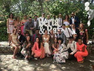 La boda de Berta y Rafa 1
