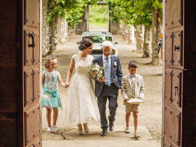 La boda de Juan y Marina en Touro (San Xoan), A Coruña 5