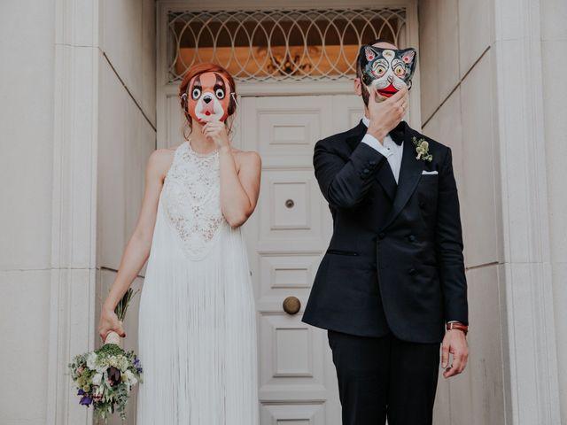 La boda de Eugenio y Ana en Las Rozas De Madrid, Madrid 39