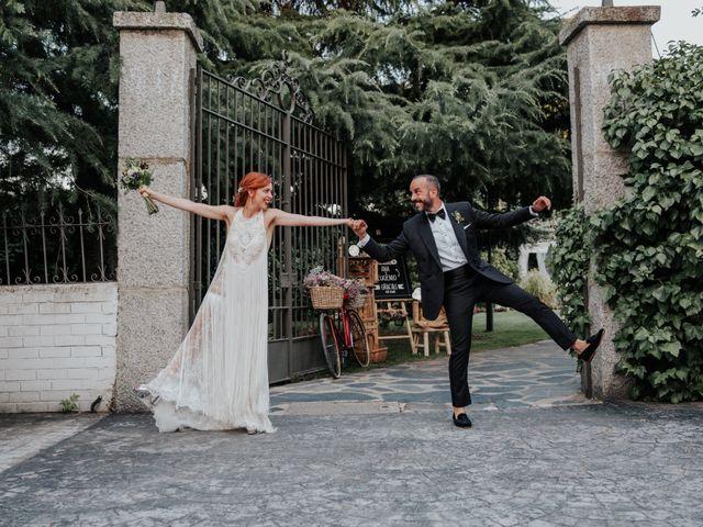 La boda de Eugenio y Ana en Las Rozas De Madrid, Madrid 45