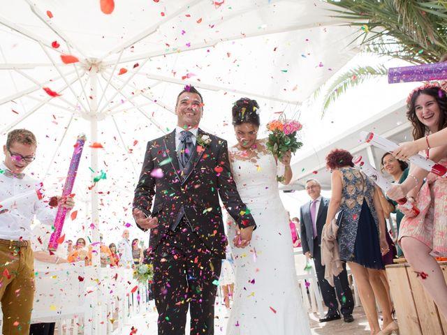 La boda de Javier y Chari en Alacant/alicante, Alicante 1