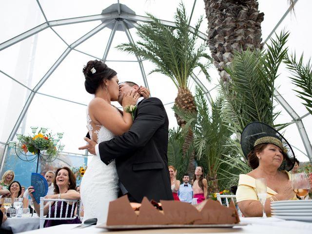 La boda de Javier y Chari en Alacant/alicante, Alicante 24