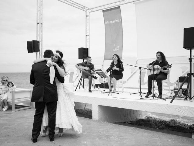 La boda de Javier y Chari en Alacant/alicante, Alicante 26