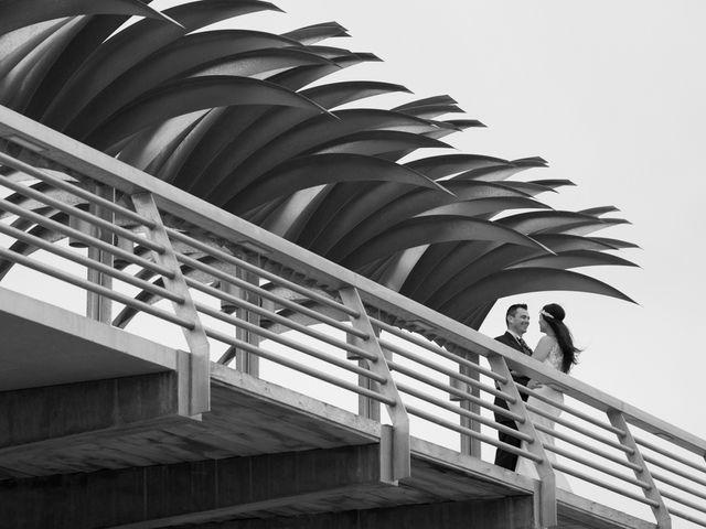 La boda de Javier y Chari en Alacant/alicante, Alicante 27