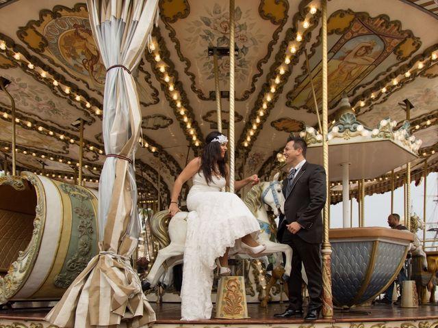 La boda de Javier y Chari en Alacant/alicante, Alicante 29