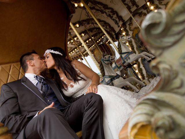 La boda de Javier y Chari en Alacant/alicante, Alicante 30
