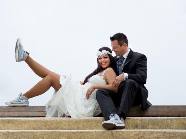 La boda de Chari y Javier