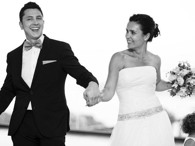 La boda de Raquel y Pablo