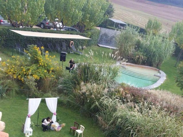 La boda de Ibon y Sandra en Girona, Girona 5