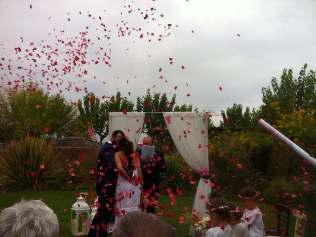 La boda de Ibon y Sandra en Girona, Girona 9